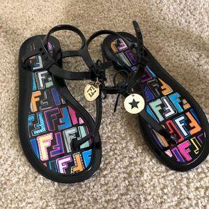 Fendi Sandals Size 5 new